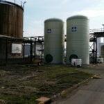 2 - 100 cubic metre tanks - Ammonium Nitrate