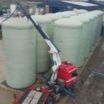 25 - 100 cubic metre tanks- Potassium Silicate